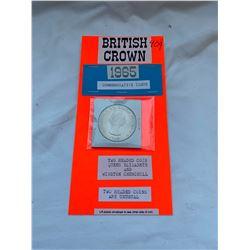 1965 Commemorative issue coin