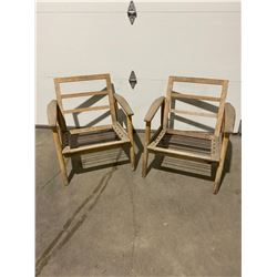 deck chair frames