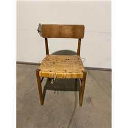 teak chair needs tlc
