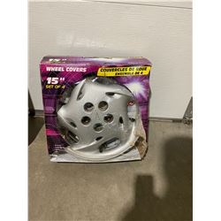 Used wheel cover