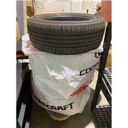 4 bridgestone tires 235/55rf18
