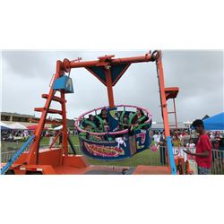 Boomerang Carnival Swing Ride