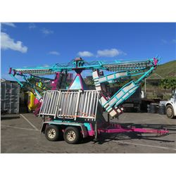 Twister Carnival Ride