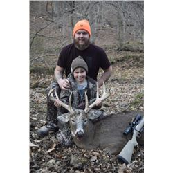 OHIO - 3 DAY ESTATE TROPHY WHITETAIL HUNT FOR 2 HUNTERS