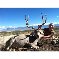 ARIZONA - 5 DAY MULE DEER HUNT FOR 1 HUNTER