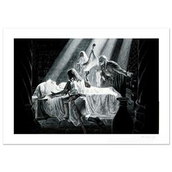 """""""Healing Of Eowyn"""" Limited Edition Giclee by Greg Hildebrandt. Numbered and Hand"""