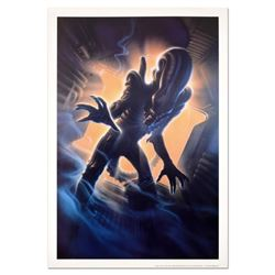 "John Alvin ""Alien"" Licensed Limited Edition Collectible Lithograph."