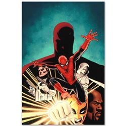 "Marvel Comics ""Shadowland #1"" Numbered Limited Edition Giclee on Canvas by John"