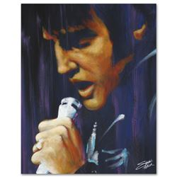 """I Dream"" Limited Edition Giclee on Canvas by Stephen Fishwick, Numbered and Sig"