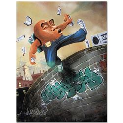 """Humpty Dumpty"" Limited Edition Giclee on Canvas by David Garibaldi, CC Numbered"