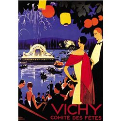 Roger Broders - Vichy Comite Fetes