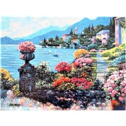 "Howard Behrens ""VARENNA MORNING"""