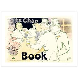 """""""The Chap Book"""" Hand Pulled Lithograph by the RE Society, Image Originally by He"""