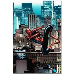 """Marvel Comics """"Amazing Spider-Man #666"""" Numbered Limited Edition Giclee on Canva"""