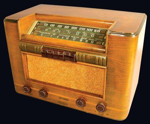 RCA Victor Shortwave Radio