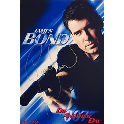 James Bond 007 Die Another Day Signed Photo