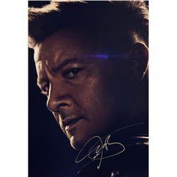 Avengers Endgame Jeremy Renner Signed Photo