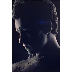 Avengers Endgame Tom Holland Signed Photo