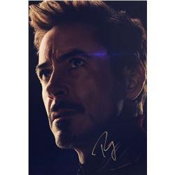 Avengers Endgame Robert Downey Jr Signed Photo