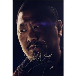 Avengers Endgame Benedict Wong Signed Photo