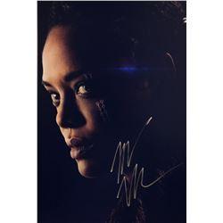 Avengers Endgame Tessa Thompson Signed Photo