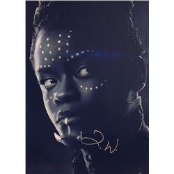 Avengers Endgame Letitia Wright Signed Photo