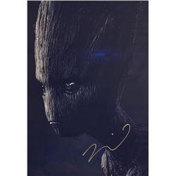 Avengers Endgame Vin Diesel Signed Photo