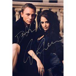 James Bond 007 Casino Royale Signed Photo