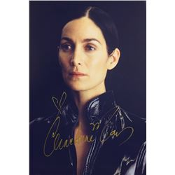 Matrix Carrie Anne Moss Signed Photo