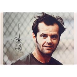 One Flew Over the Cuckoos Nest Signed Photo