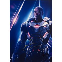 Avengers Infinity War Don Cheadle Signed Photo