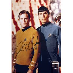 Star Trek Leonard Nimoy Signed Photo