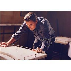 Inception Leonardo DiCaprio Signed Photo