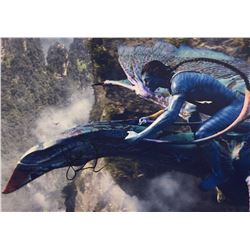 Avatar Sam Worthington Signed Photo