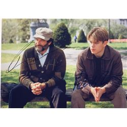 Good Will Hunting Robin Williams Signed Photo