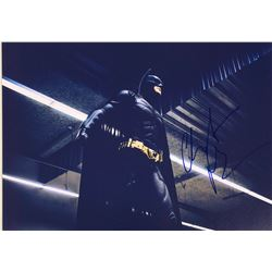 Batman Dark Knight Christian Bale Signed Photo
