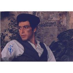 Godfather Al Pacino Signed Photo