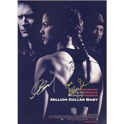 Million Dollar Baby Signed Photo
