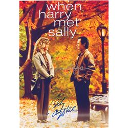 When Harry Met Sally Billy Crystal Signed Photo