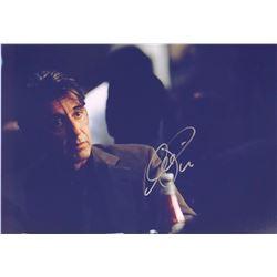 Heat Al Pacino Signed Photo