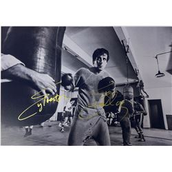 Rocky Sylvester Stallone Signed Photo