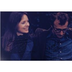 Annie Hall Woody Allen Signed Photo