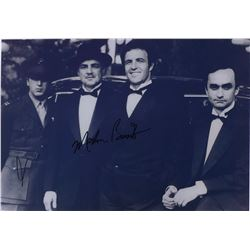 Godfather Marlon Brando Signed Photo