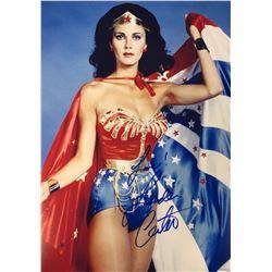Wonder Woman Lynda Carter Signed Photo
