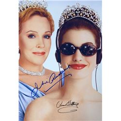 Princess Diaries Anne Hathaway Signed Photo