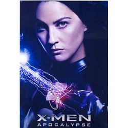 Xmen Apocalypse Olivia Munn Signed Photo
