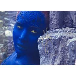Xmen Apocalypse Jennifer Lawrence Signed Photo