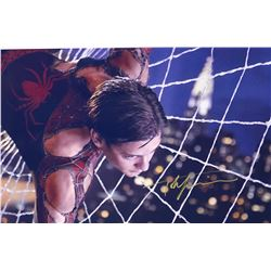 Spiderman Tobey Maguire Signed Photo