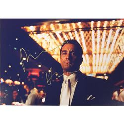 Casino Robert De Niro Signed Photo