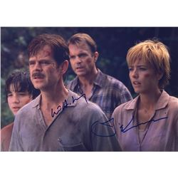 Jurassic Park William H Macy Signed Photo